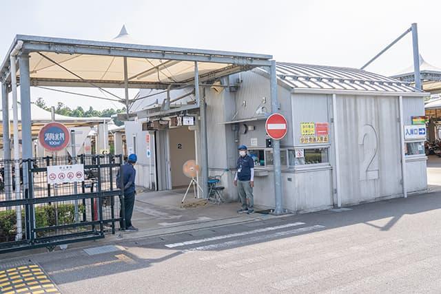 ゲート業務03
